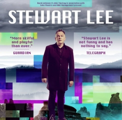 Stewart Lee: Content Provider at the Colston Hall