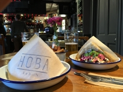 Hoba Kebab Pop-up Kitchen - Bristol Food Review