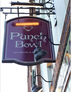 Punchbowl Ale House & Kitchen - Review
