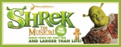 Shrek The Musical Review