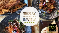 Sholay Indian Kitchen Food Review