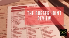 The Burger Joint on Whiteladies Road - Bristol Food Review