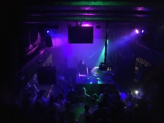 Ross From Friends at Thekla - Bristol Live Music Review