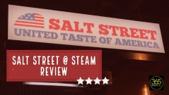 Salt Street @ Steam - Bristol Food Review