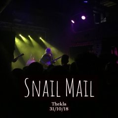 Snail Mail live at Thekla - Bristol Live Music Review