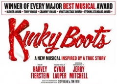 Kinky Boots at The Hippodrome - Bristol Theatre Review