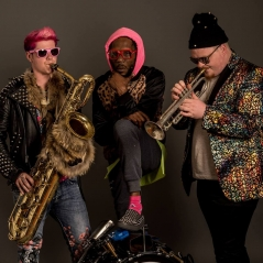 Too Many Zooz at SWX Bristol - Live Music Review