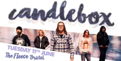 Candlebox at The Fleece - Bristol Live Music Review