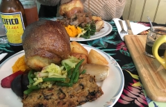 Review: Sunday Roast @ The Cloak & Dagger