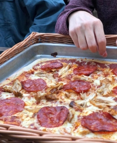 Review: Half-Price Pizza Mondays @ The King Street Brew House