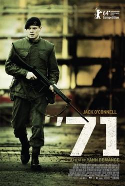 '71 Film Review - Starring Jack O'Connell