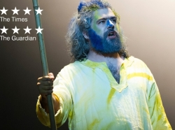 Moses in Egypt by The Welsh National Opera reviewed at The Bristol Hippodrome