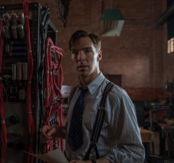 The Imitation Game film review starring Keira Knightley and Benedict Cumberbatch