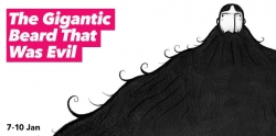 The Gigantic Beard That Was Evil reviewed at the Bristol Old Vic