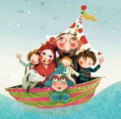 Arthur's Dream Boat Puppet Play at Circomedia in Bristol review