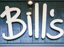 Bill's Restaurant Bristol review scores 5 out of 5