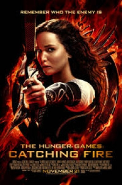 The Hunger Games - Catching Fire 12A