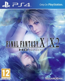 Final Fantasy X-X2 HD PS4 game review