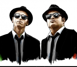The Chicago Blues Brothers at The Bristol Hippodrome on Sunday 19 July 2015