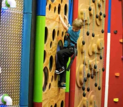 Clip n Climb - A great day out for adults and kids alike