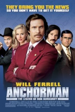 Anchorman 2: The Legend Continues - Film review