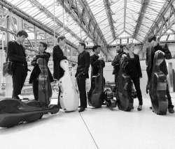 Cellophony at St Georges in Bristol reviewed on Friday 22nd January 2016