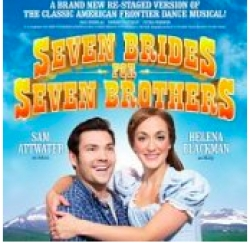 Seven Brides for Seven Brothers at The Bristol Hippodrome