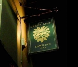 The Green Man - Food Review in Bristol