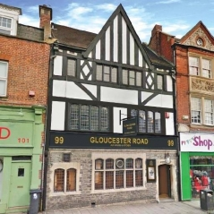 Gloucester Road Ale House and Kitchen Food and Bar review