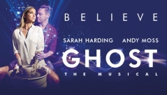 Ghost - The Musical at Bristol Hippodrome. Theatre Review.