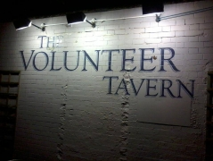 The Volunteer Tavern - Bristol Food review