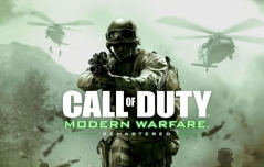 Call of Duty Modern Warfare Remastered - PS4 Review
