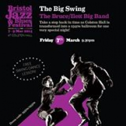 The Big Swing with The Bruce/Ilett Big Band