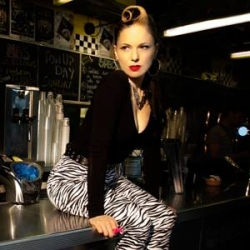 Imelda May at The Bristol International Jazz and Blues Festival