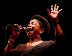 Lillian Boutte at The Bristol International Jazz and Blues Festival 2014