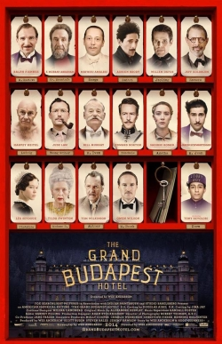 Grand Budapest Hotel - Film Review
