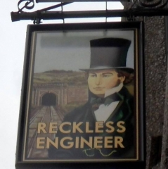 The Reckless Engineer - Bristol Pub Review