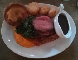 Sunday Roast at The Steam Crane in Bedminster - Bristol
