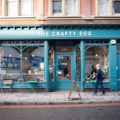 The Crafty Egg - Bristol Food Review