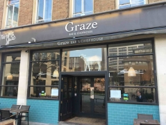 Graze, Bar and Chophouse, Bristol - Review
