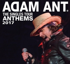 Adam Ant The Anthems Tour - Bristol Hippodrome Live Music Review