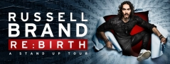 Russell Brand: Re:Birth at Bristol's Colston Hall