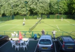 Bristol Lawn Tennis and Squash Club