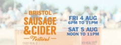 The Bristol Sausage and Cider Festival