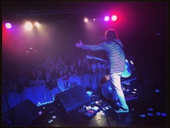 The Alarm at Thekla - Bristol Live Music Review