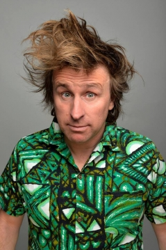 Milton Jones is Out There at The Colston Hall 25/10/2017