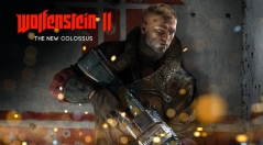 Wolfenstein II The New Colossus Xbox One Review