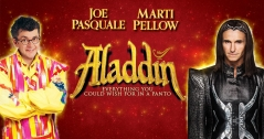 Aladdin Review: Everything you could wish for in a Panto
