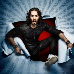 Russell Brand Live in Bristol - Review