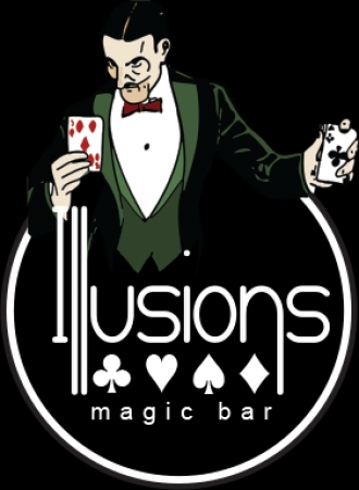 Illusions Magic Bar in Bristol